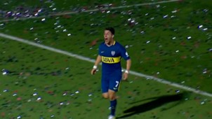Cristian Pavon Patronato Boca Superliga 15102017