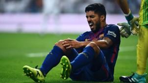 Luis Suarez Real Madrid Barcelona 160817