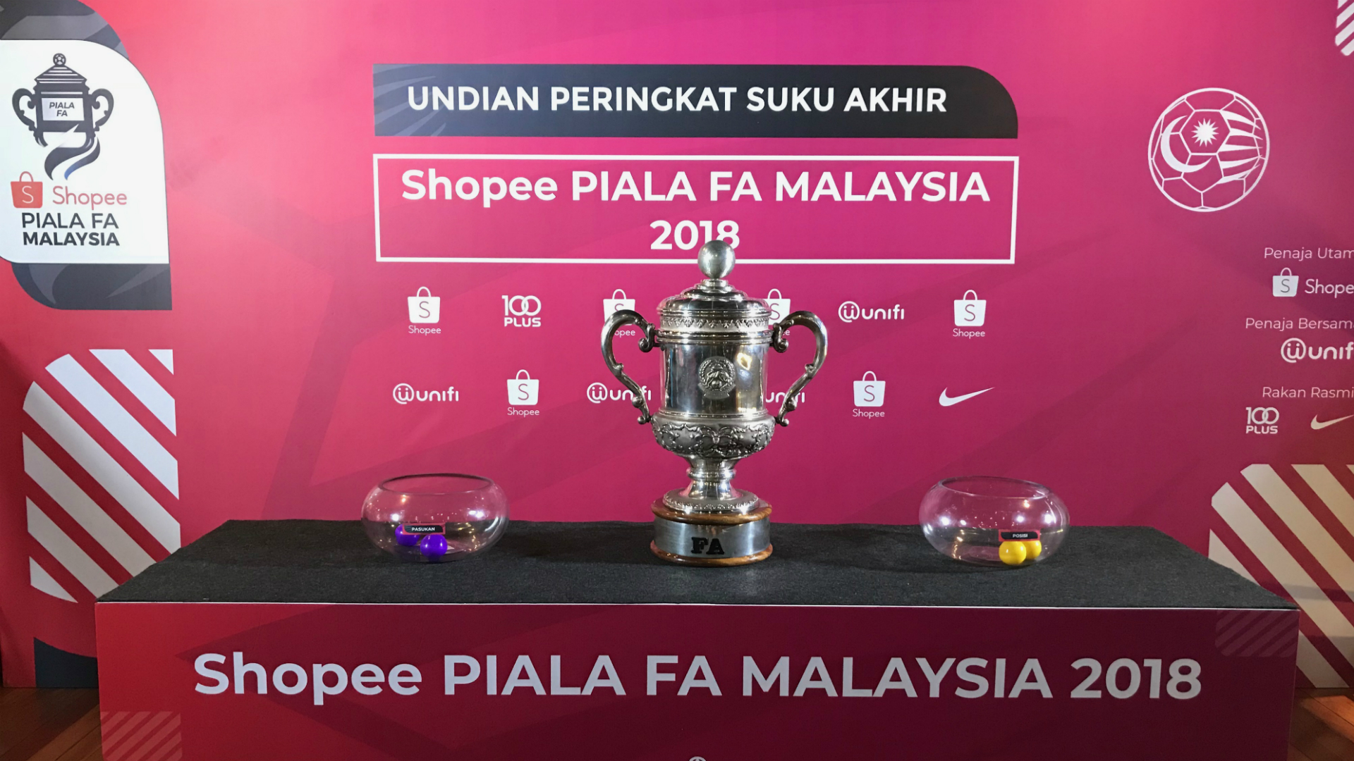 Image result for Malaysia FA Cup 2018