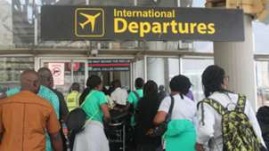 Super Falcons off to China