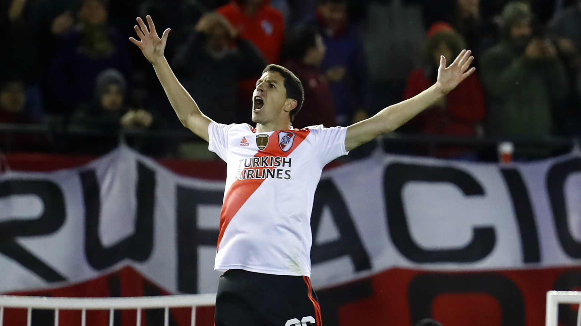 Ignacio Fernandez River Boca Copa Libertadores 01102019
