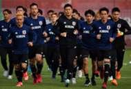 Japão treino 1406