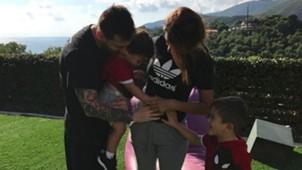 Messi - Antonella