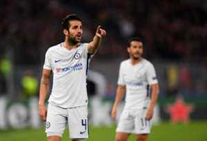 18-11 West Brom - Chelsea Fabregas