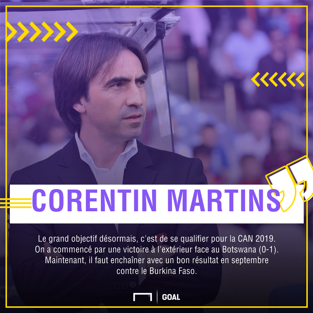 PS Corentin Martins