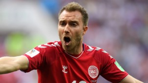 Christian Eriksen Denmark 2018 World Cup