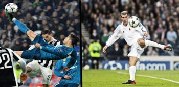Zidane Ronaldo but