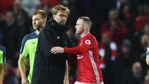 'His only mistake is that he works for Liverpool!' - Rooney full of praise for 'amazing' Klopp