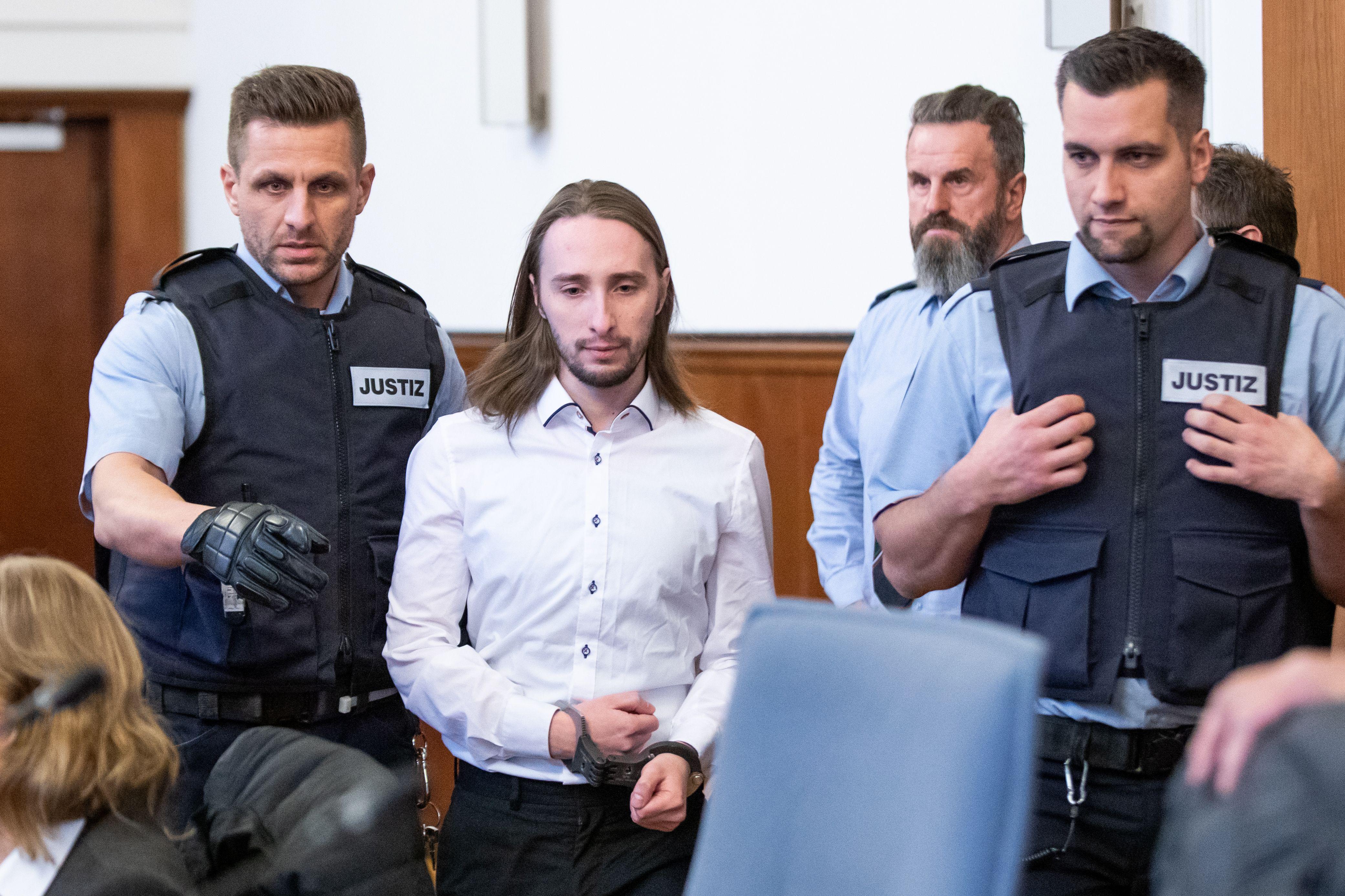 Sergej W. BVB Attentäter