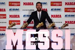Messi 2018