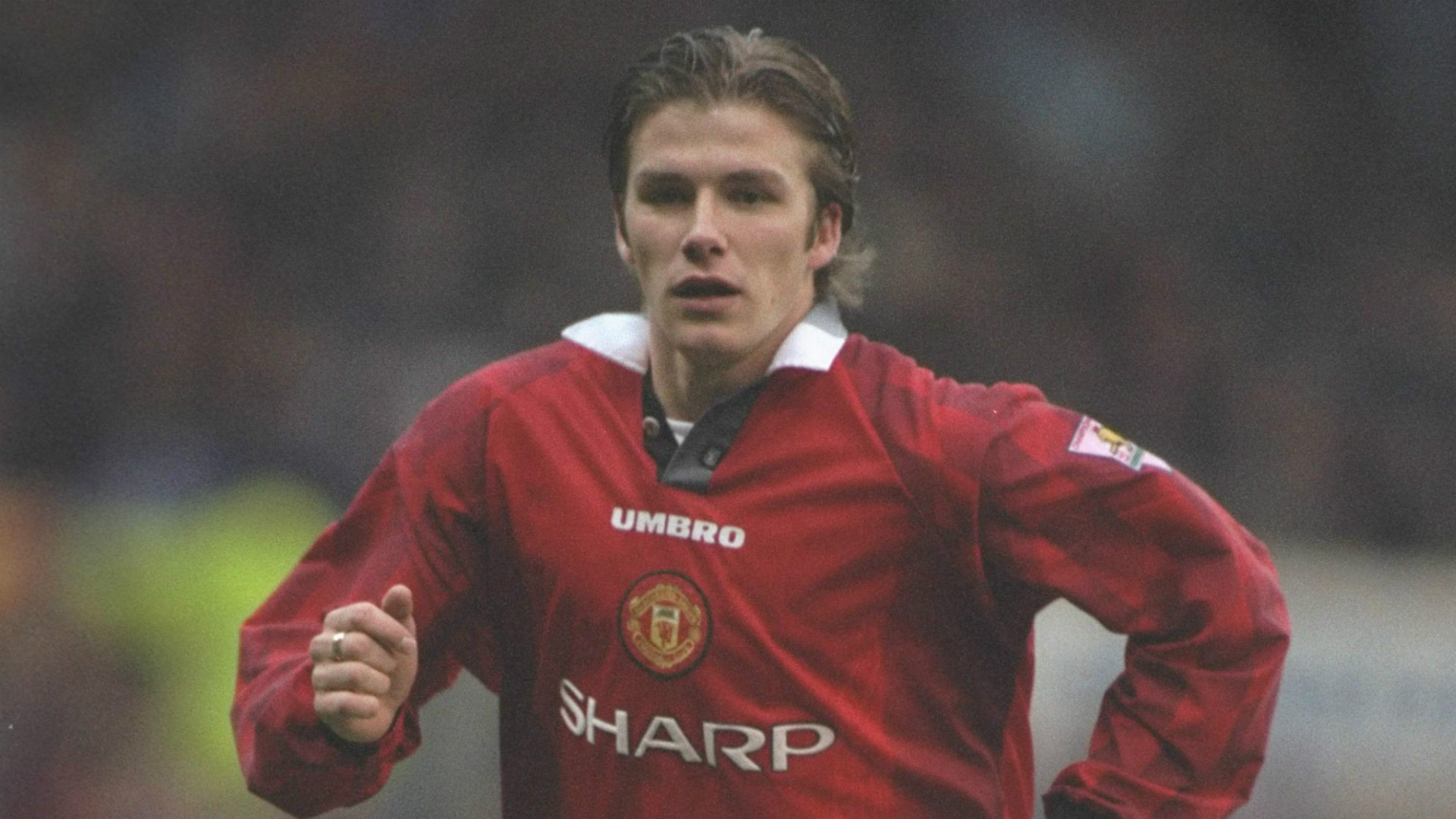 David Beckham: Manchester United Humiliated Me, But There