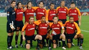 Gabriel Batistuta, Cafu & Tim Terbaik AS Roma Era Francesco Totti