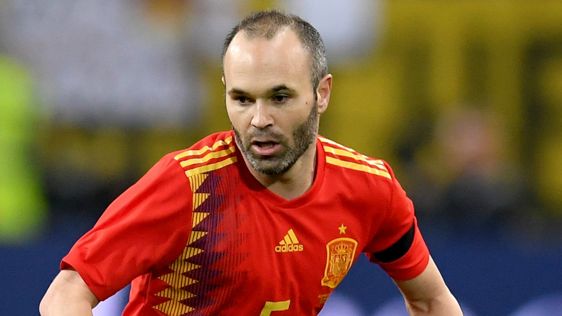 Iniesta Has A Dig At Real Amid Neymar Rumours?
