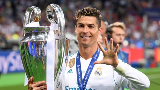 Cristiano Ronaldo Real Madrid Champions League final 260518