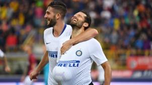 Gagliardini Candreva Bologna Inter