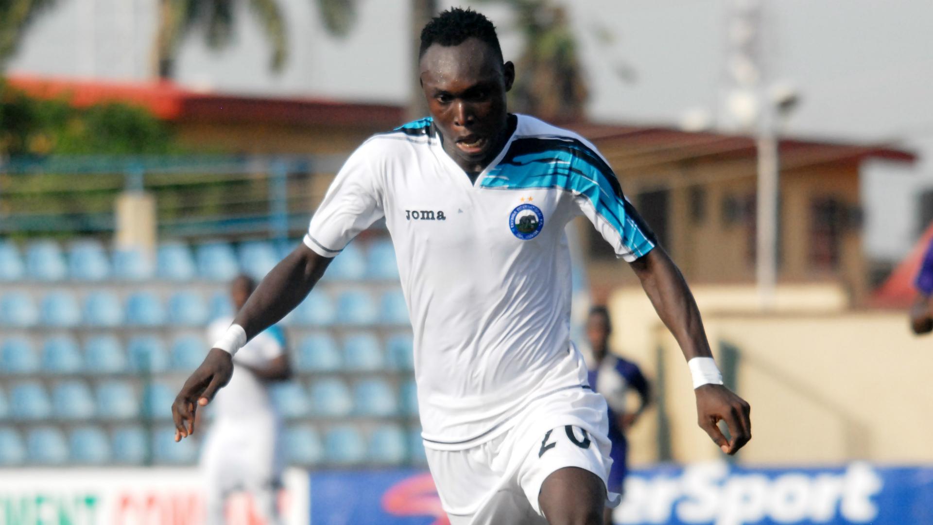 Joseph Osadiaye - Enyimba