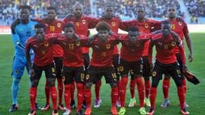 CHAN 2018: Angola