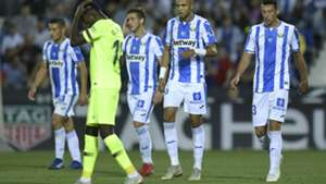 Leganes - Barcelona LaLiga 09262018
