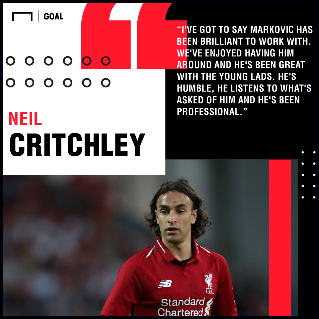 Lazar Markovic Critchley Liverpool PS