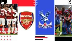 Arsenal Crystal Palace tv streaming