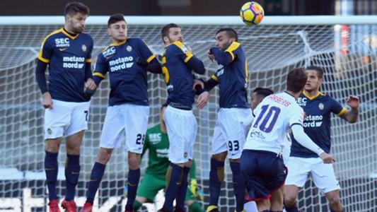 Verona Crotone Serie A