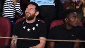 Beckham et Miami ne lorgnent pas sur Messi