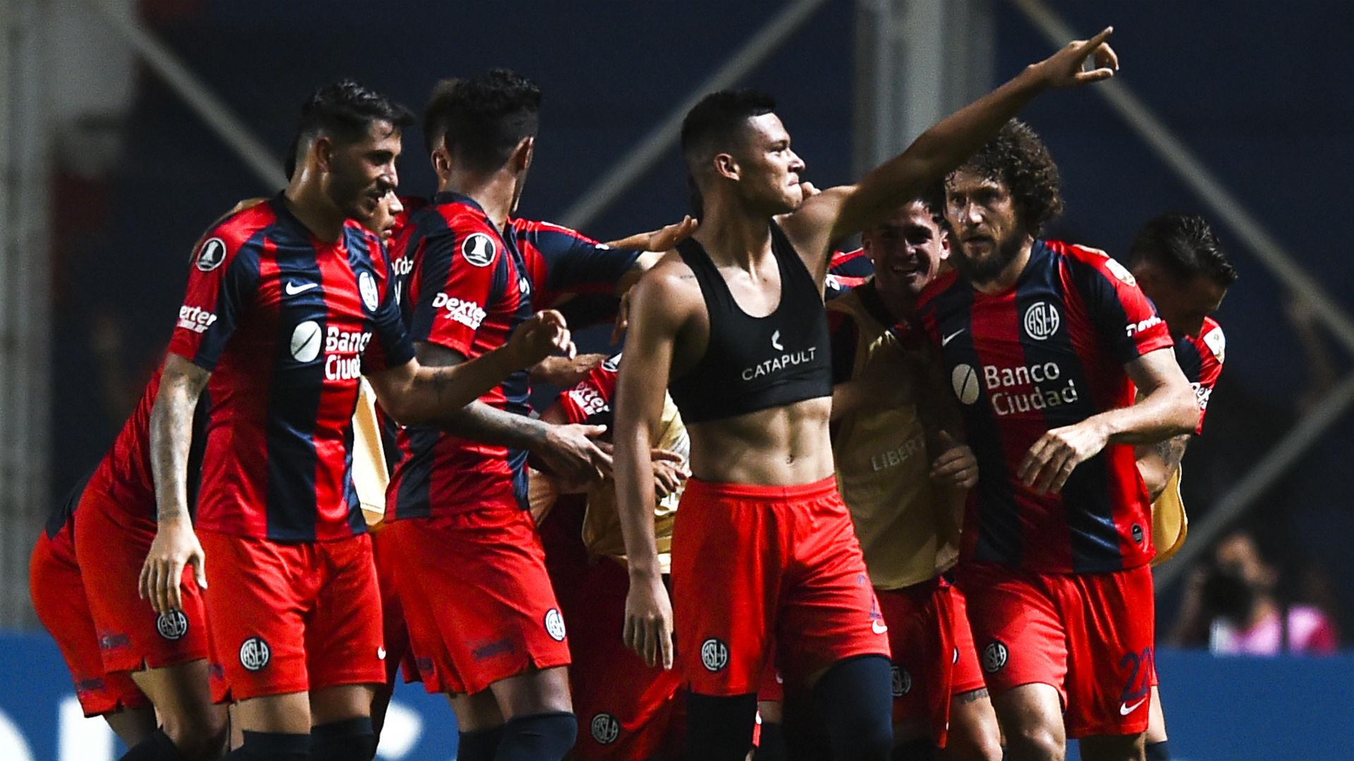 San Lorenzo Palmeiras Libertadores 02 04 2019