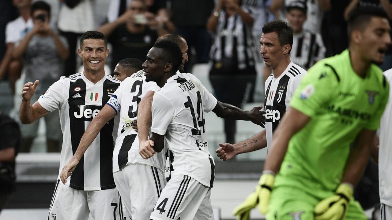 Juventus Turin Ronaldo 25082018