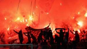 Köln Fans, Köln - Roter Stern Belgrad, Europa League, 09282017