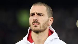 Leonardo Bonucci, AC Milan pre-match