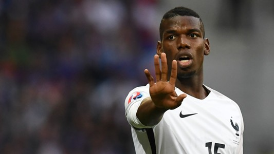 HD Paul Pogba France Switzerland Euro 2016