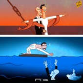 Real Madrid Titanic