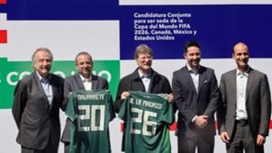 Mexico United bid 2026