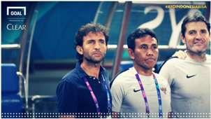 Luis Milla / Tim nasional Indonesia