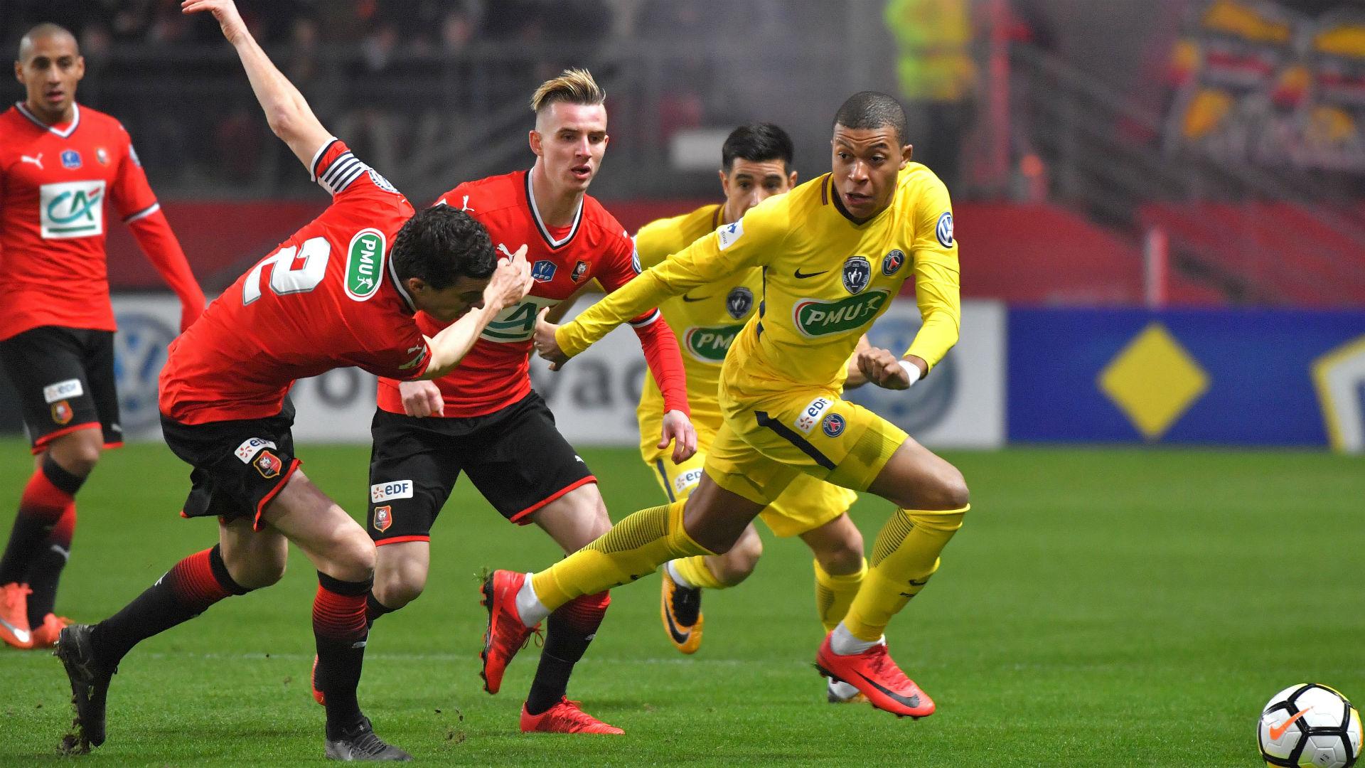 Eurosport diffusera Rennes-PSG en direct seulement sur internet