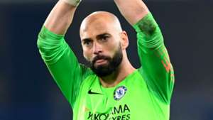 Willy Caballero Chelsea 2018-19