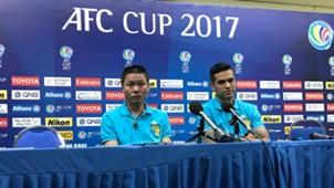 Chu Dinh Nghiem, Gonzalo Marronkle, Hanoi FC, AFC Cup, 06032017