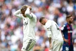 Mariano Real Madrid Levante LaLiga