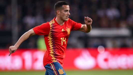 Lucas Vazquez Spain
