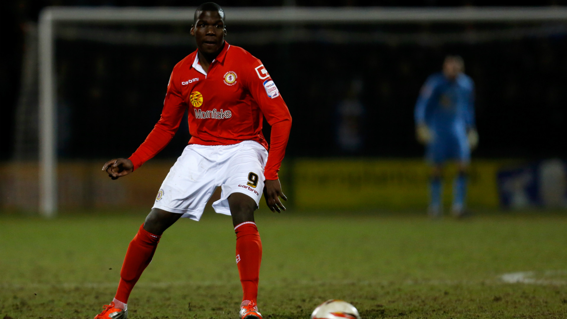 Mathias Pogba Crewe 2013