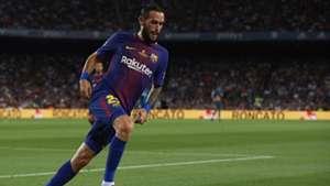 Aleix Vidal FC Barcelona LaLiga 0917