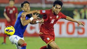 Aidil Zafuan, Malaysia, 2012 AFF Suzuki Cup