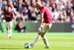 Marko Arnautovic West Ham United Manchester United Premier League 29092018