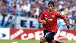 Sergio Aguero Independiente