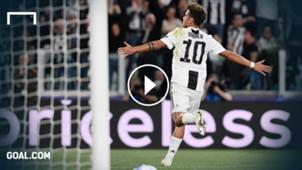 GFX Playbutton Dybala Juventus