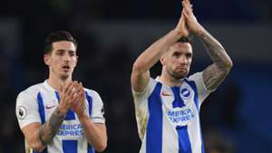 Lewis Dunk Shane Duffy Brighton 2018-19