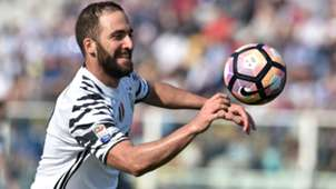 Higuain Juventus Serie A