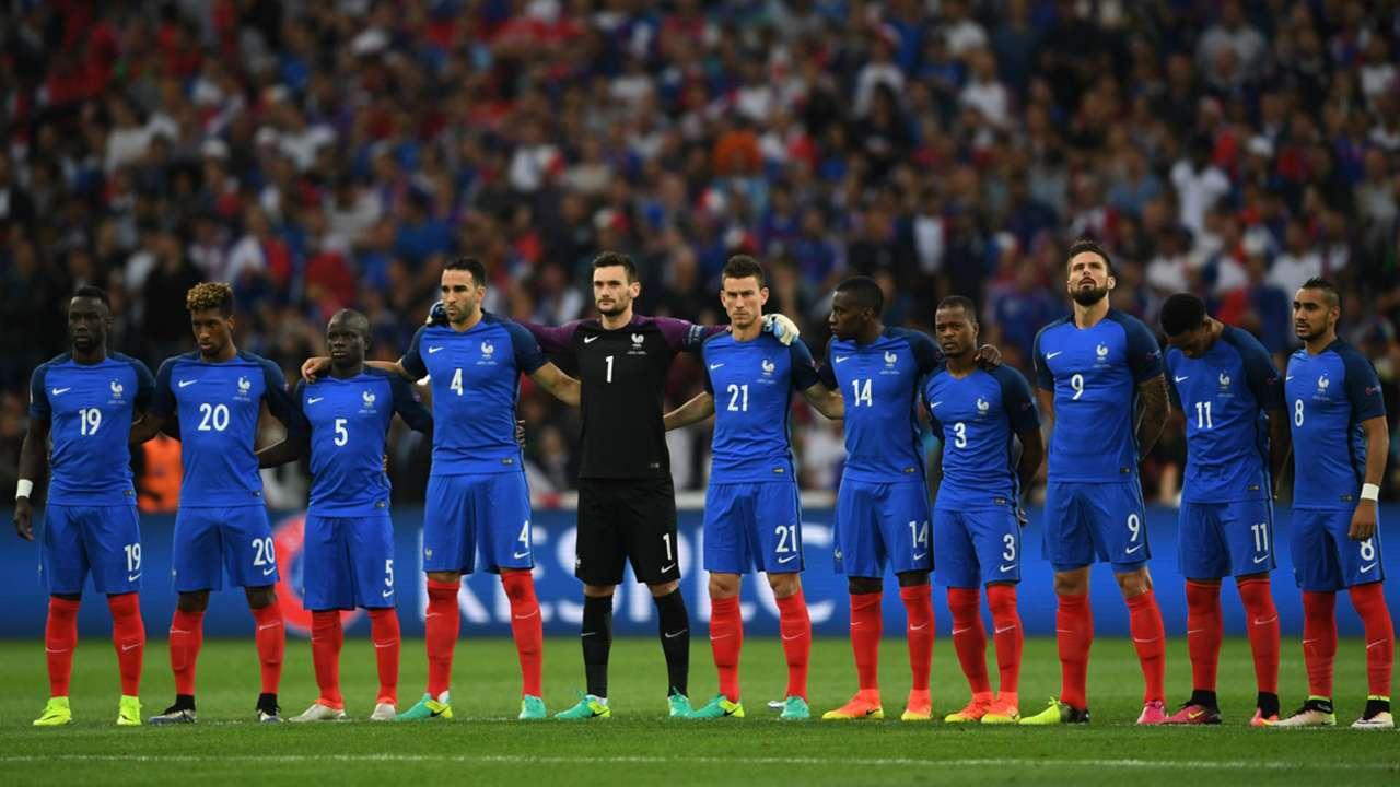 France Albania UEFA Euro 2016 15062016