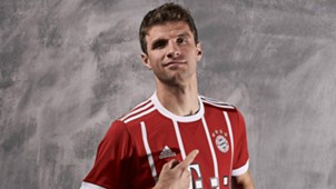 Bayern Munich home kit 17-18