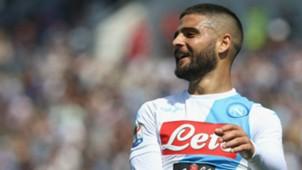 Lorenzo Insigne Sassuolo Napoli Serie A